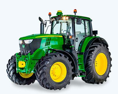 Tractores de Ruedas